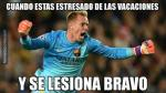Hilarantes memes del triunfo de Barcelona sobre Betis [FOTOS] - Noticias de victoria