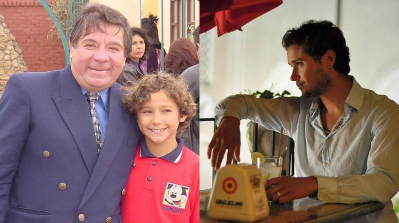 """Renato Sebastiani fue parte de la serie """"1000 oficios"""", uno de los éxitos televisivos de Efraín Aguilar. Hoy, con 24 años, el joven vive alejado de la TV. (Fotos: Facebook)"""