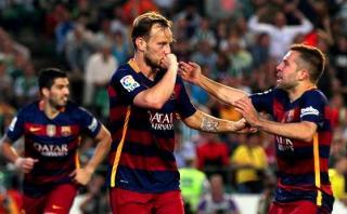 """Rakitic: """"Barcelona tiene que ganar como sea, con o sin brío"""""""