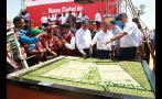 Humala asiste a inicio de construcción de Nueva Ciudad de Olmos