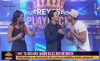 """""""Los reyes del playback"""": Loero protagoniza """"pelea"""" por Pinedo"""