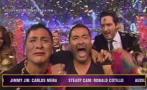 """""""Los reyes del playback"""": 'la Bibi y Jhonny' ganaron la final"""