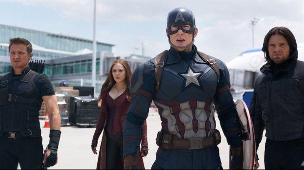 Captain America: Civil War: una mirada al filme [CRÍTICA]