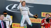Nico Rosberg ganó el GP de Rusia y aumenta ventaja en F1