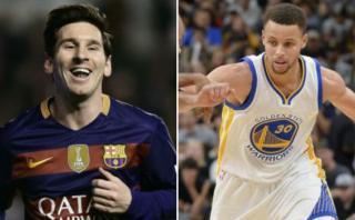 """El """"maestro"""" Stephen Curry envió emotivo mensaje a Lionel Messi"""
