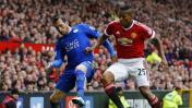 Leicester empató y sigue en suspenso el título de Premier