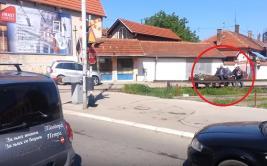 Tren serbio de 'alta velocidad' es un éxito en YouTube [VIDEO]