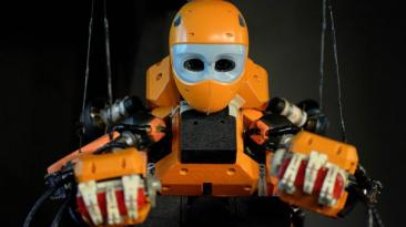 Robot humanoide ayudará a la arqueología submarina [VIDEO]