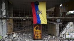 Ecuador: Niegan rescate de anciano tras 13 días del terremoto