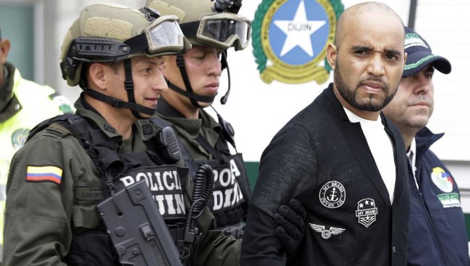 Colombia: así fue entregado 'Caracol' a la policía peruana [FOTOS]