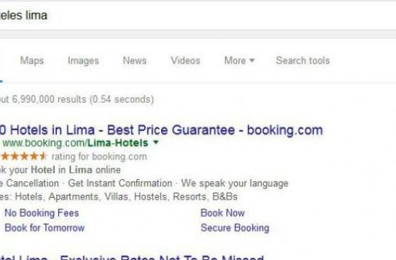 ¿Tiene el algoritmo del buscador de Google mucho poder?