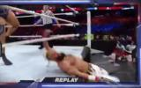 WWE Payback: luchador se lesionó y pelea casi acaba en tragedia