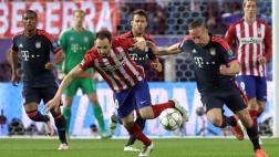 Bayern Múnich vs. Atlético de Madrid: por Champions