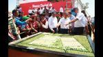 Humala asiste a inicio de construcción de Nueva Ciudad de Olmos - Noticias de lambayeque