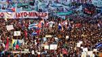 Día del Trabajador: Cubanos llenan calles en apoyo al gobierno - Noticias de bolivia