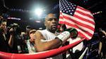 """Floyd Mayweather: """"Me ofrecen 9 números para volver al boxeo"""" - Noticias de las vegas"""