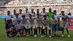 Universitario: así jugaron el Apertura sus 8 seleccionados - Noticias de copa