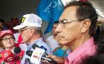 """Vizcarra: """"PPK debe decir qué rol tiene Heresi en la campaña"""""""