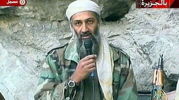 Los videos con los que Osama Bin Laden desafió a EE.UU.