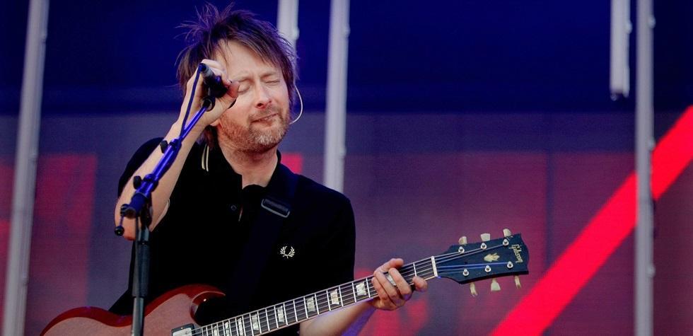 """¿Por qué Radiohead """"desapareció"""" de Facebook?"""
