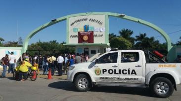 Universidad Pedro Ruiz Gallo fue tomada por estudiantes [FOTOS]