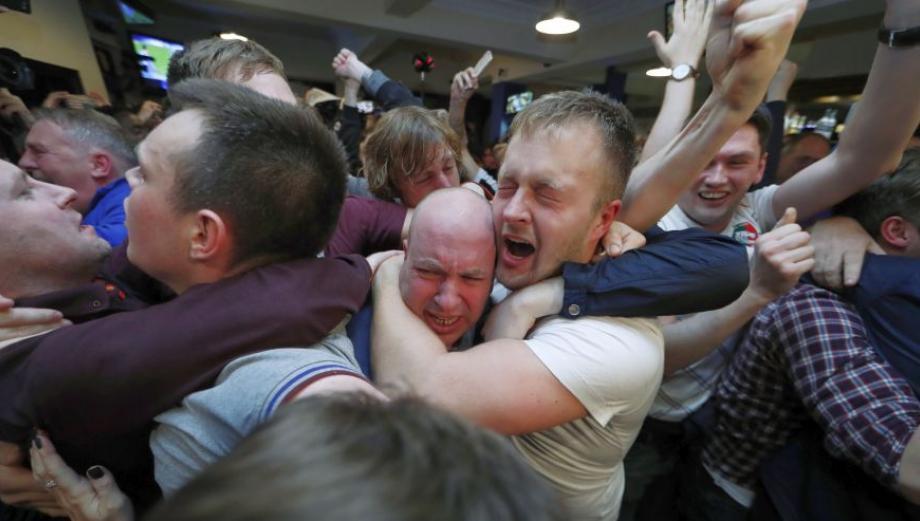 Leicester: locura, lágrimas y algarabía de hinchas por título