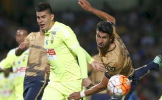 Pumas venció 2-0 a Táchira y está en cuartos de Libertadores