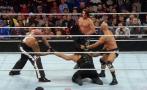 WWE: AJ Styles padeció por la furia del campeón Roman Reigns