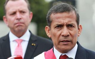 """Humala: """"Quieren ganar votos a costa de deforestar la Amazonía"""""""