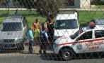 Surco: reportan balazos en calle Tomasal