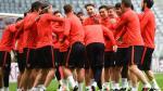 Atlético Madrid: a 'golpes' y ánimo al tope pisó Allianz Arena - Noticias de bayern múnich