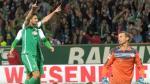 Con gol de Pizarro, Werder Bremen aplastó 6-2 al Stuttgart - Noticias de bundesliga