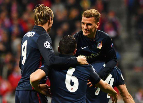 Bayern Múnich vs. Atlético de Madrid EN VIVO: 1-1 por Champions