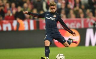 Antoine Griezmann marcó así el valioso 1-1 ante Bayern Múnich