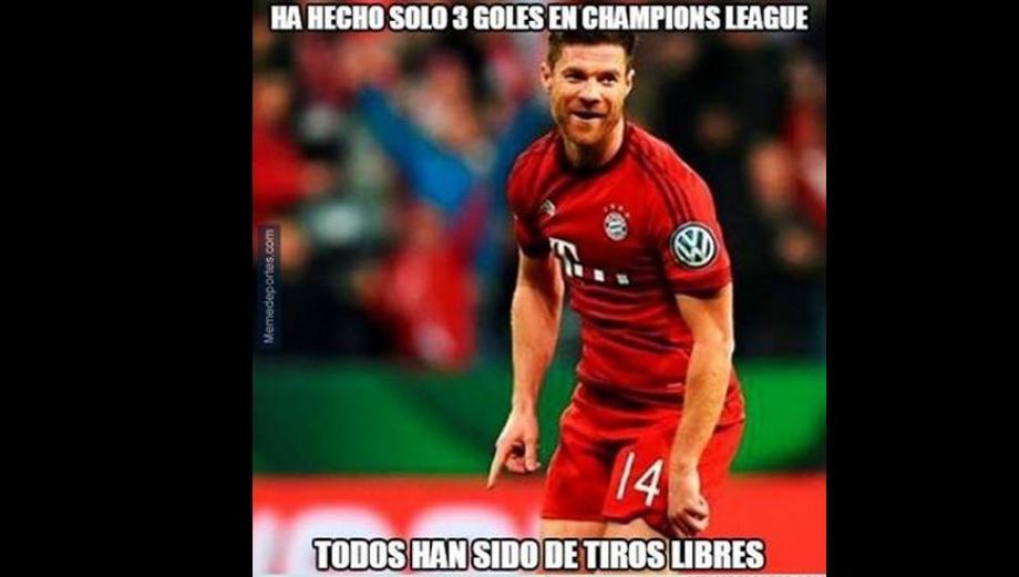 Bayern-Atlético: graciosos memes sobre clasificación colchonera