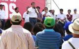 """Humala: """"Trajimos a quienes fugaron, eso no pueden decir otros"""""""