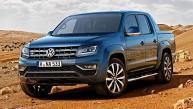 Volkswagen presentó el primer restyling de la Amarok