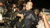 'Caracol': trasladaron a delincuente a la Base Naval del Callao