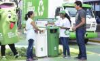San Isidro instala 50 tachos ecológicos para reciclar botellas