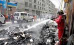 Bolivia: Anciano muere por manipular dinamita durante desfile