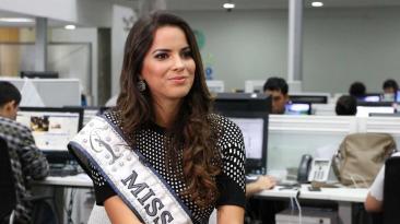 Valeria Piazza revela consejo que le dio Miss Universo