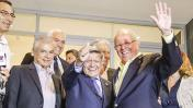 César Acuña expresó su respaldo a candidatura de PPK