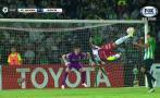 Atlético Nacional-Huracán: sensacional gol de tijera de Ábila