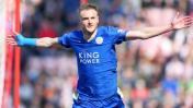 """Leicester: """"Vardy venía borracho a entrenar todos los días"""""""