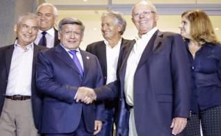 César Acuña apoya a PPK en segunda vuelta: ¿Suma o resta?