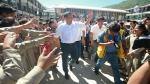 Humala inauguró institución educativa en La Convención [FOTOS] - Noticias de convencion minera
