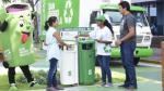 San Isidro instala 50 tachos ecológicos para reciclar botellas - Noticias de botellas recicladas