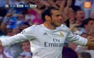 Real Madrid abrió marcador con autogol propiciado por Bale