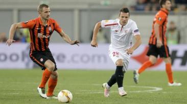 Sevilla vs. Shakhtar Donetsk: en España por la Europa League