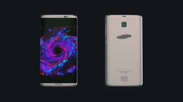 Samsung: conoce el diseño 'no oficial' del Galaxy S8
